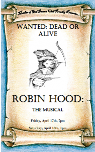 Robin Hood the Musical
